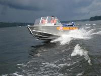 Лодка Wellboat-45M