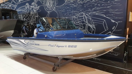 Катер NorthSilver 525 Fish Sport